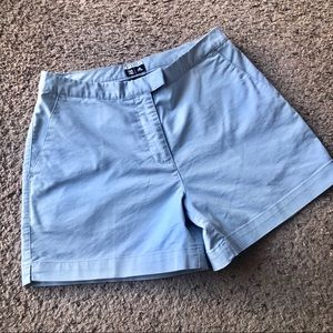 Adidas stretch baby blue size 10 shorts